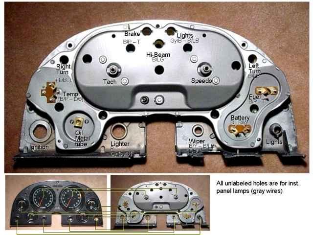 Back Labeled Sm corvette miscellaneous help dash wiring diagram for 1966 corvette at gsmportal.co