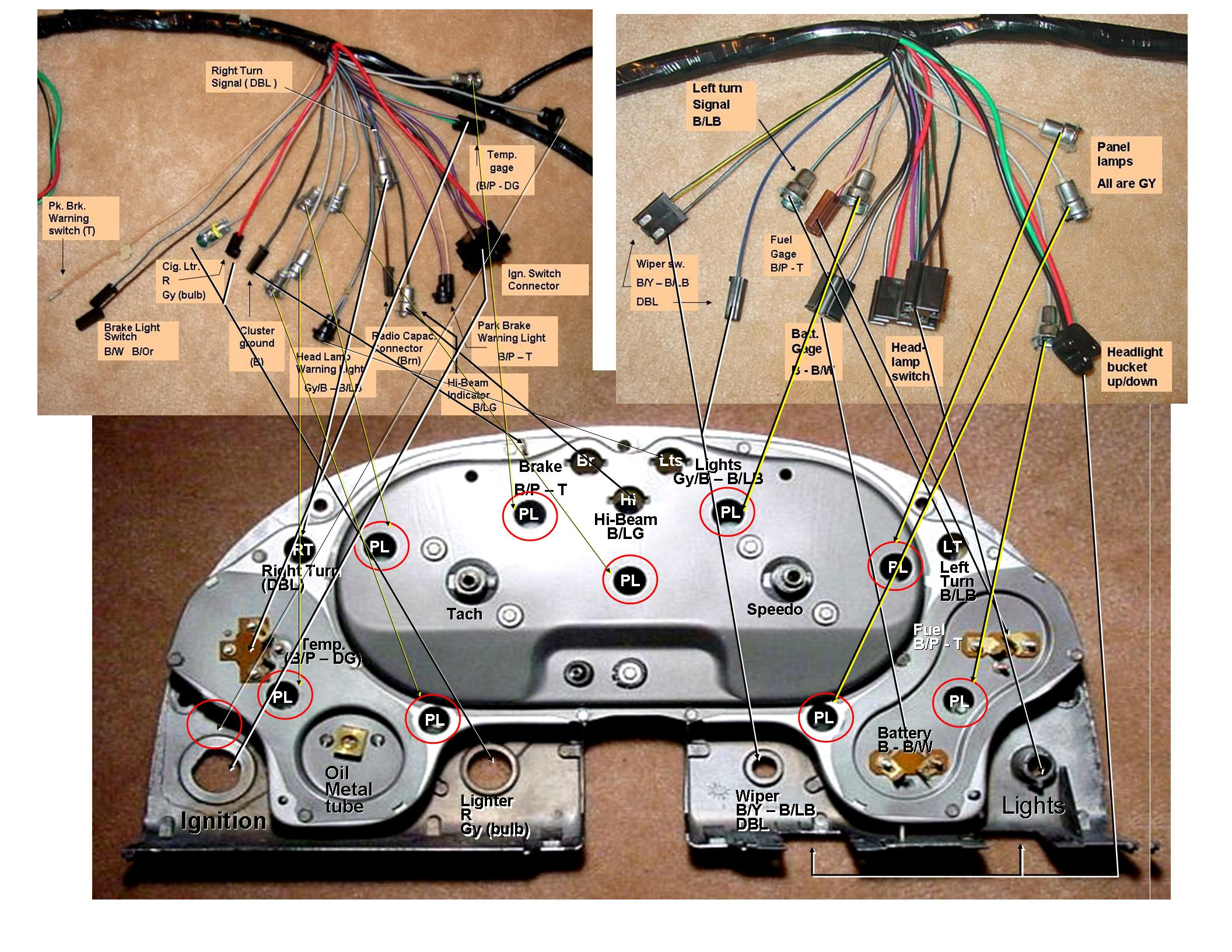 corvette wiring harness solidfonts 1959 corvette wiring harness home diagrams